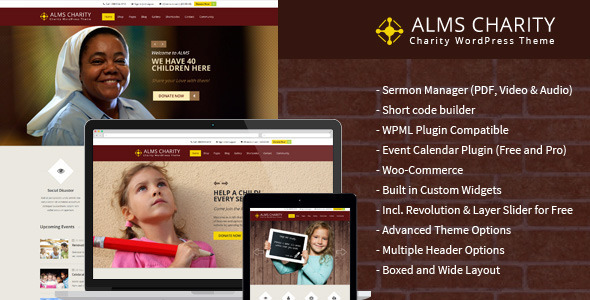 ThemeForest Alms Church & Multipurpose Responsive Theme 7135832