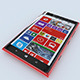 Nokia Lumia 1520 (Red)	 - 3DOcean Item for Sale