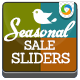 Slider Banners for Season Sales & Offers - GraphicRiver Item for Sale