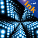 Light Flashing - Hexagon Star Pack - VideoHive Item for Sale