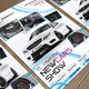 Auto Exhibition Flyer V8 - GraphicRiver Item for Sale