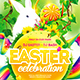 Easter Bash Party Flyer - GraphicRiver Item for Sale
