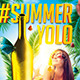 Summer Yolo Flyer Template - GraphicRiver Item for Sale