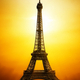 Sunny Eiffel Tower - PhotoDune Item for Sale