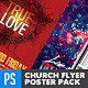 Church/Christian Themed Poster/Flyer BUNDLE PACK - GraphicRiver Item for Sale