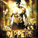 The Rappers Flyer - GraphicRiver Item for Sale