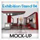 Exhibition Stand Design vol 04 - GraphicRiver Item for Sale
