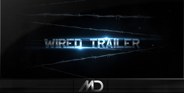 After Effects Project - VideoHive The Wired Trailer 394305