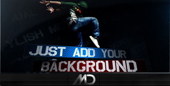 After Effects Project - VideoHive Black N White Promo 238012