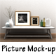 Picture Mockup - GraphicRiver Item for Sale