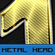Metal Head - GraphicRiver Item for Sale