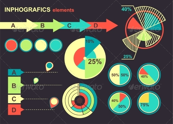 GraphicRiver Infographics Elements 7169925