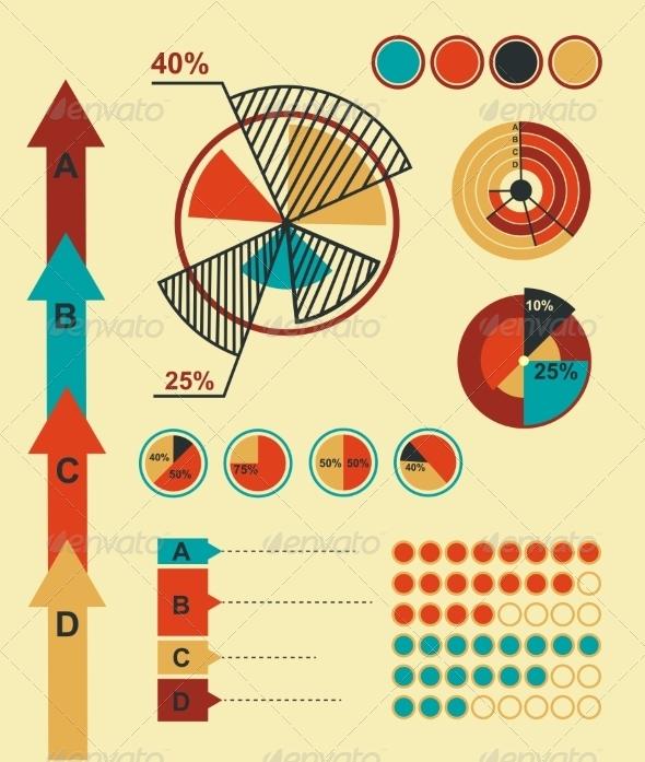 GraphicRiver Infographics Elements 7169927