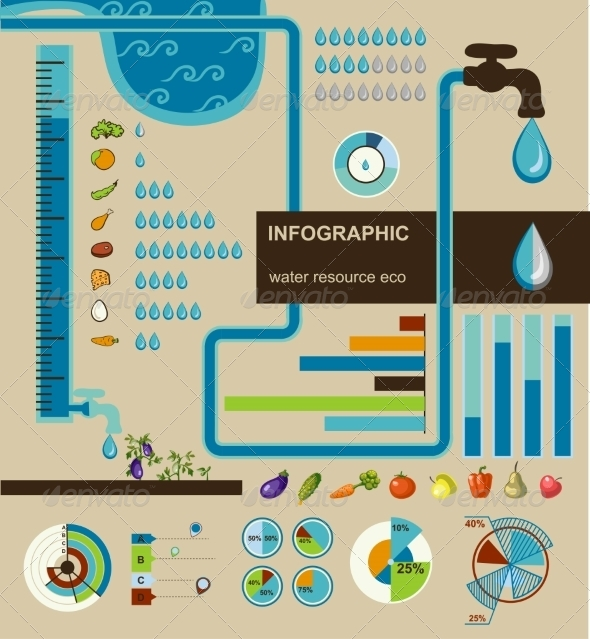 GraphicRiver Infographics Elements 7169929