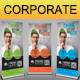 Corporate Business Roll-up Banner V4 - GraphicRiver Item for Sale