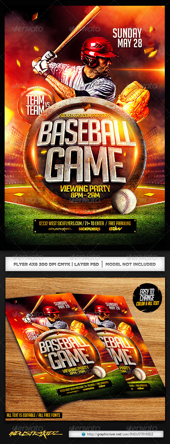 free sports flyer template people davidjoel co
