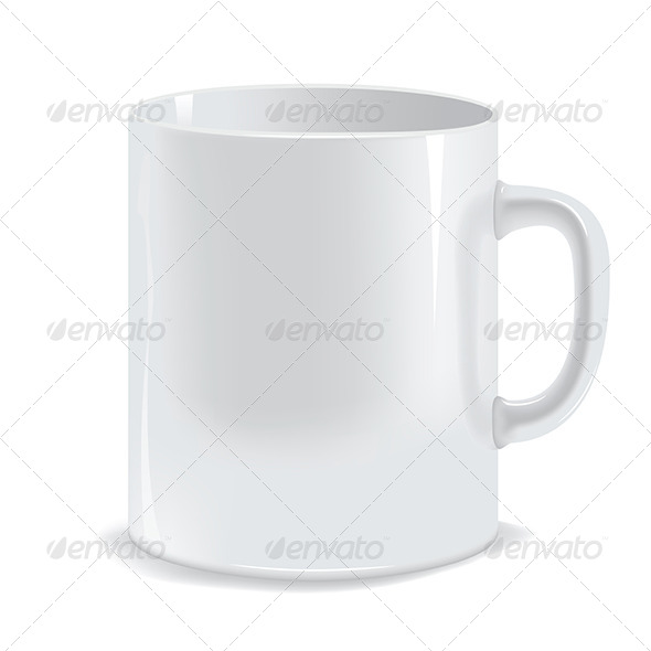 GraphicRiver White Cup 7172742