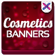 Cosmetic Collection Banners - GraphicRiver Item for Sale