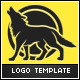 Wolf Bizz Logo Template - GraphicRiver Item for Sale