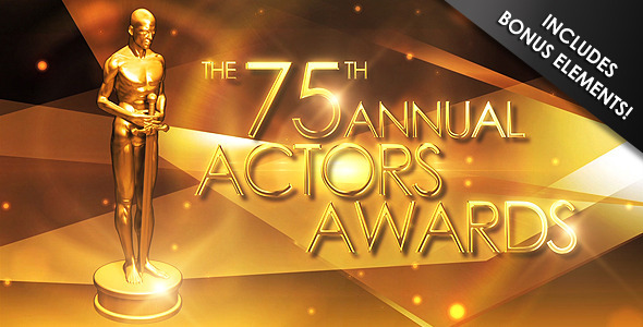 After Effects Project - VideoHive Awards Show Package 741139