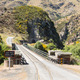 Railway track up Taieri Gorge New Zealand - PhotoDune Item for Sale