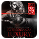 Extravaganza Luxury Party | Flyer Template - GraphicRiver Item for Sale