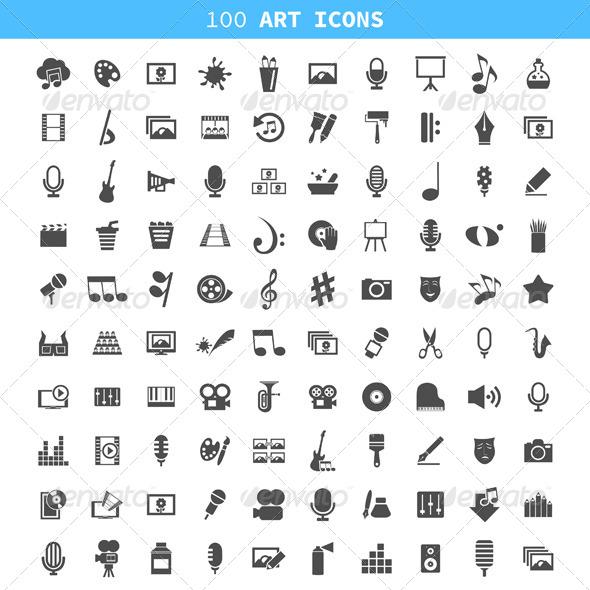 GraphicRiver Art icon5 7181764