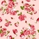 Seamless Vintage Background with Roses  - GraphicRiver Item for Sale