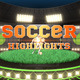 Soccer Highlights Ident Broadcast Pack - VideoHive Item for Sale