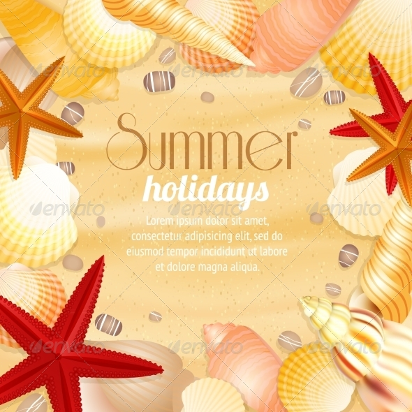 GraphicRiver Holiday Background 7188185