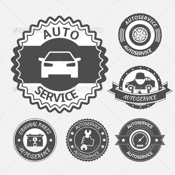 GraphicRiver Auto Service 7188235