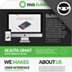 Premuim Website Design Flyer - GraphicRiver Item for Sale