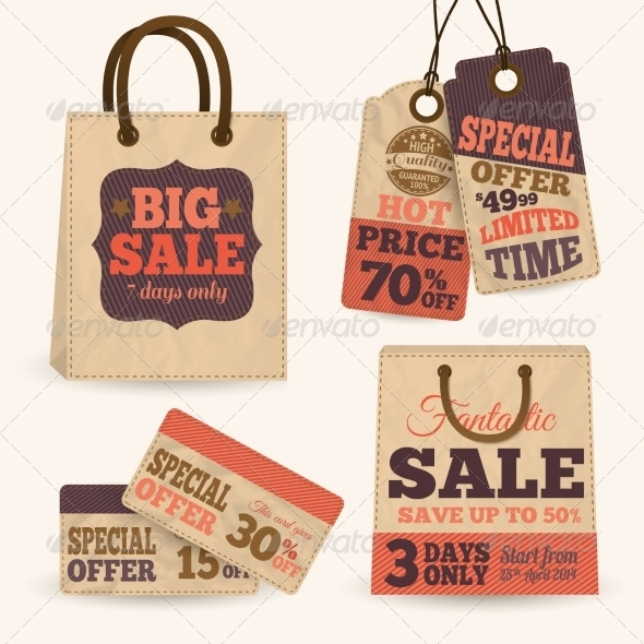 GraphicRiver Price Tags 7188877
