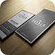 Simple Grey Business Card - GraphicRiver Item for Sale