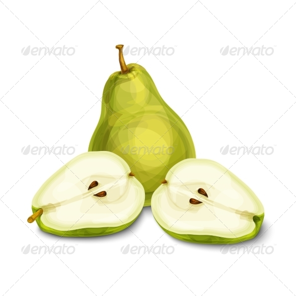 GraphicRiver Pears 7189590