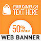 One Big Sale Web Banner Design - GraphicRiver Item for Sale