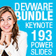 Devware & Devware PRO Bundle | Keynote - GraphicRiver Item for Sale