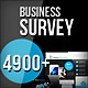 Business Survey Infographic Template - GraphicRiver Item for Sale
