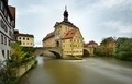 Famous half-timbered house in Bamberg, Germany. - PhotoDune Item for Sale