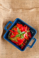 Italian Peppers with Basil - PhotoDune Item for Sale