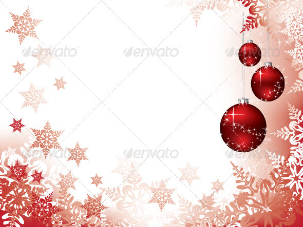 Graphic River Vector Christmas Background Vectors -  Conceptual  Seasons/Holidays  Christmas 754800