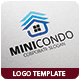 Mini Condo Logo Template - GraphicRiver Item for Sale
