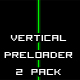 Vertical PRELOADER 2 pack Drag n Drop - ActiveDen Item for Sale