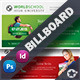 School Billboard Templates - GraphicRiver Item for Sale
