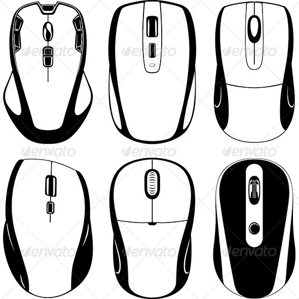 GraphicRiver Computer Mouses 7201781