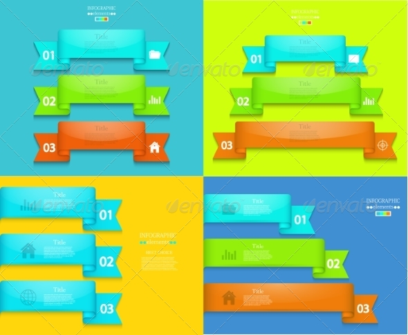 GraphicRiver Vector Modern Infographics Element Design 7202829