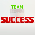 Team person with success - PhotoDune Item for Sale