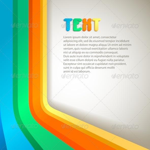 Graphic River Retro Banner Vectors -  Conceptual  Abstract 755279