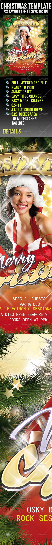 GraphicRiver Christmas Template 755329