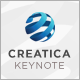 Creatica - Modern Keynote Template - GraphicRiver Item for Sale
